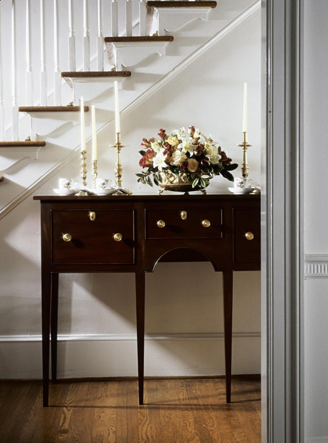 The traditional Piedmont sideboard