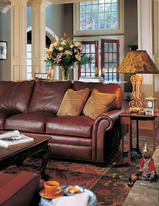 City Sofa by Hancock & Moore