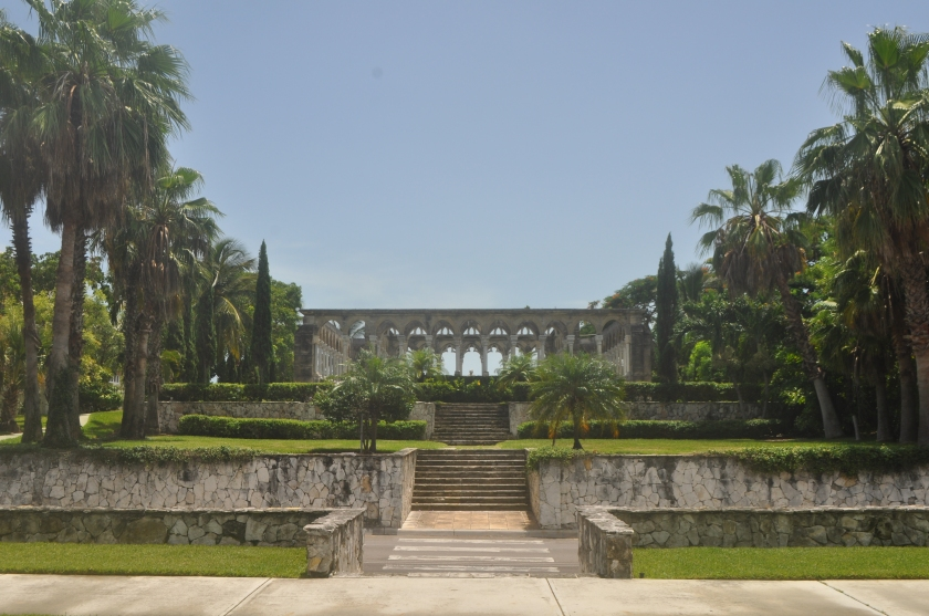 French Cloisters, Atlantis