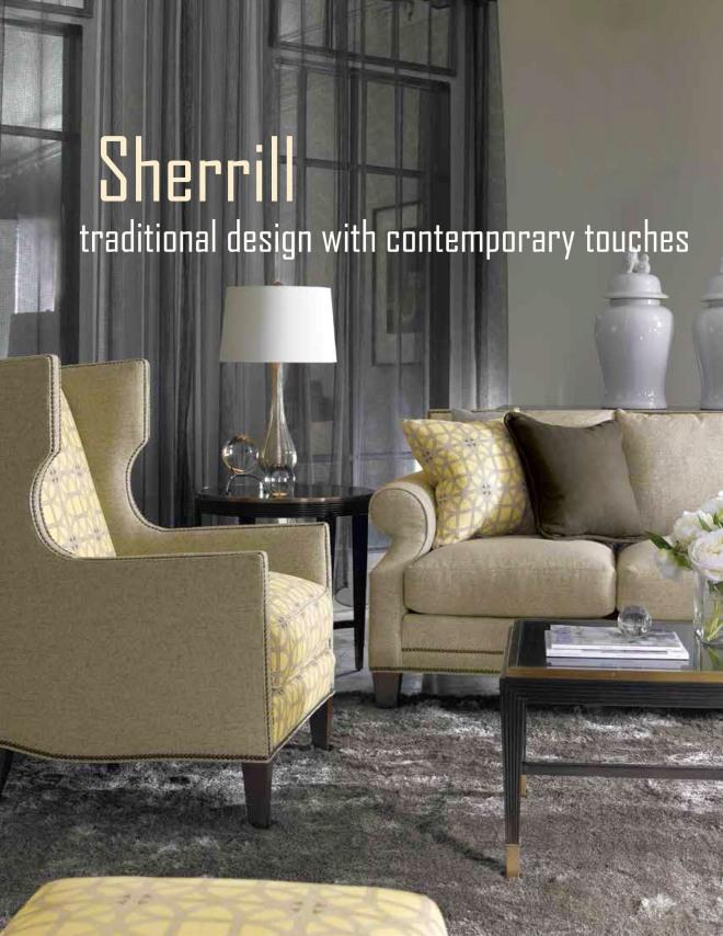sofa 2361 sherrill