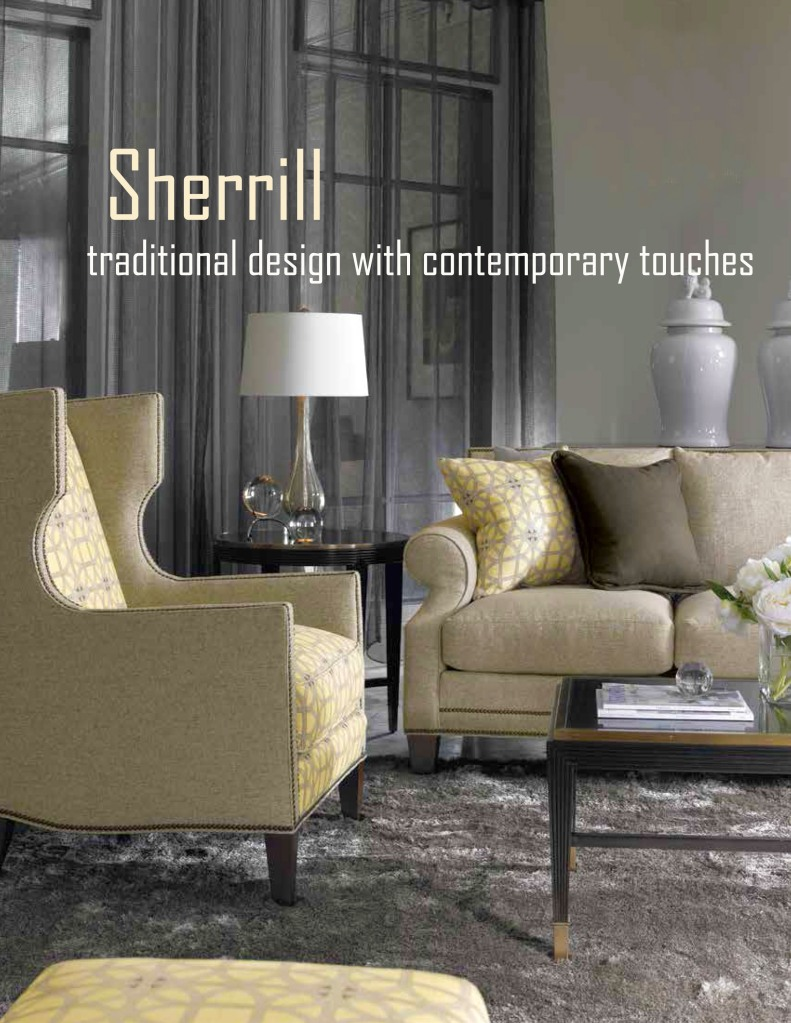 sofa 2361 sherrill