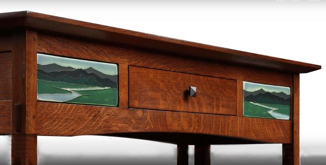 2019 stickley collector edition console