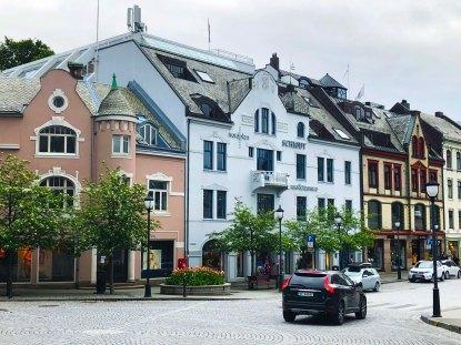 alesund-architecture